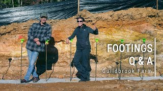 The Dirt: ICF House Footing Q&A - What Would We Do Differently?
