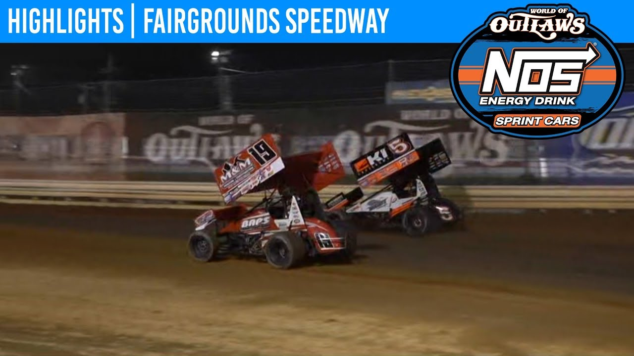 Event Info – World of Outlaws