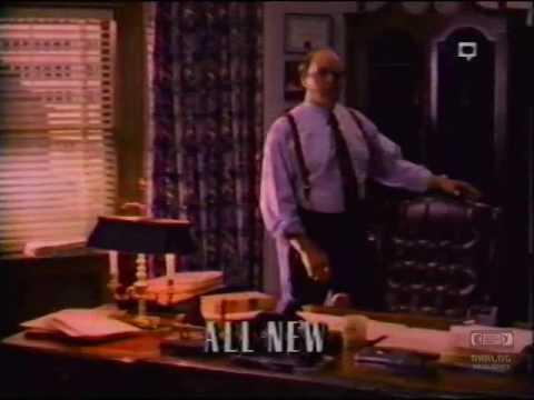 Eddie Dodd & Equal Justice | ABC Promo | 1991