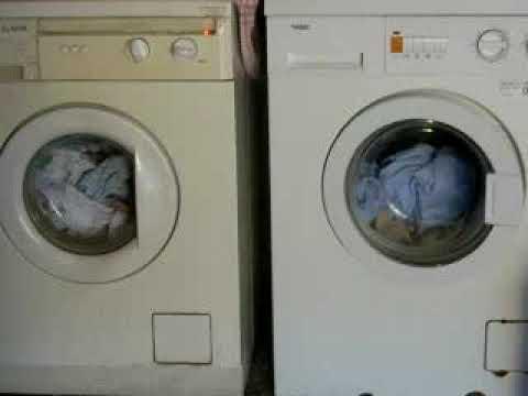 Mtc und zanker waschmaschine youtube