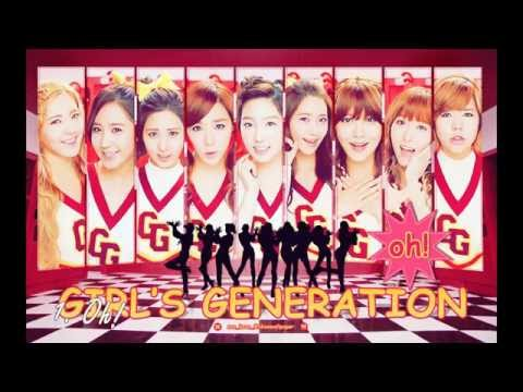 All SNSD Song Collections - Part 2