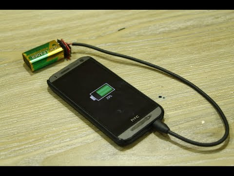 How to Make Emergency Power Bank at Home - No Need Electricity
