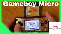 Gameboy Micro in 2019 - Video Review