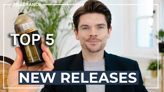 5 New Men's Fragrances You Need To Try!