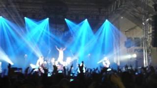 Apocalyptica - Kraków 08/10/2015 - Master of Puppets