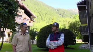 Mike Foote Pre-2014 TNF Ultra-Trail du Mont-Blanc Interview