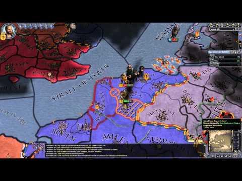 Sad Duke Boudewijn [1] Sad Flanders CK2 EU4 Mini Mega Campaign