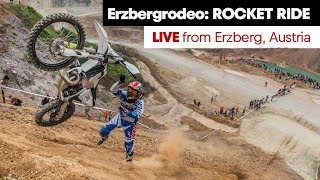 Rocket Ride 2017 at the Erzbergrodeo: LIVE REPLAY thumbnail