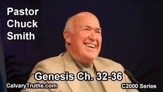 01 Genesis:32-36 - Pastor Chuck Smith - C2000 Series