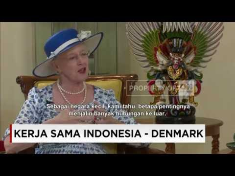 Insight with Desi Anwar - YM Ratu Denmark Margrethe II