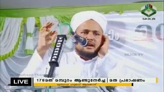 usthad musthafa hudawi akode mamburam maqaam uroos speech 03 10 2016