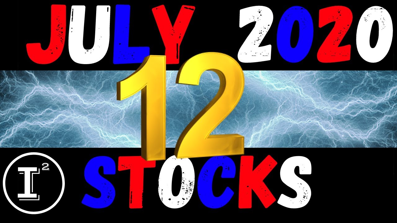 Top 12 Dividend Stocks to Buy in July 2020 | Best Value Stocks in the Stock Market Right Now 🇺🇸