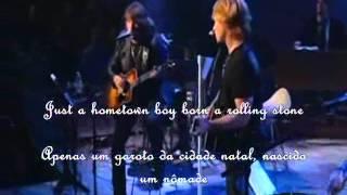 Bon Jovi Who says you can
