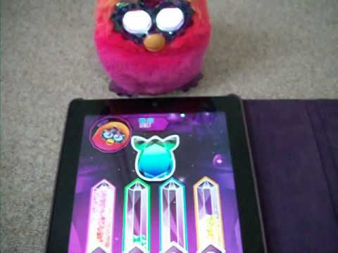 Furby Boom Crystal Series With App First Look Youtube