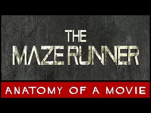 The Maze Runner (Dylan O'Brien, Thomas Brodie-Sangster) | Anatomy of a Movie