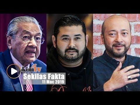 Dr M bidas TMJ, Mukhriz ucap tahniah pada Umno