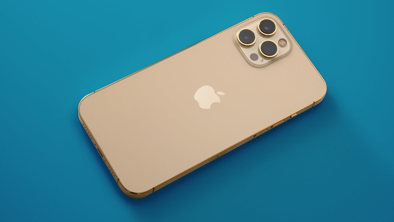 My Iphone 12 Pro Max Review Youtube