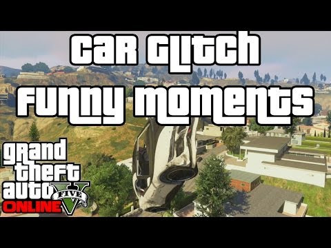 GTA 5 Online Funny Moments Gate Launch...