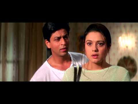 Preity And  Shahrukh Khan   Tum Hi Ho