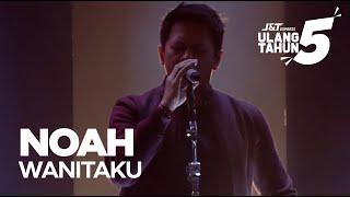 NOAH - Wanitaku | SEMARAK ULANG TAHUN J\u0026T EXPRESS KE-5