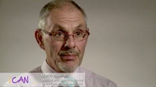 I CAN... May 2015 Medical and Scientific Advisor Prof Martin Wiseman