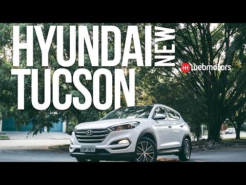 Hyundai New Tucson Teste Webmotors