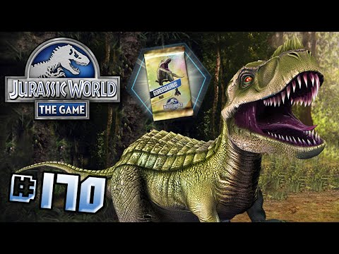 Gorgosaurus Tournament!! || Jurassic World - The Game - Ep 170 HD