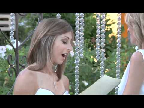 Flip Friday With Nikki & Jill  Our Vows