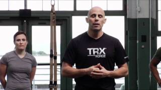 TRX FORCE Kit: Tactical Conditioning Program Overview