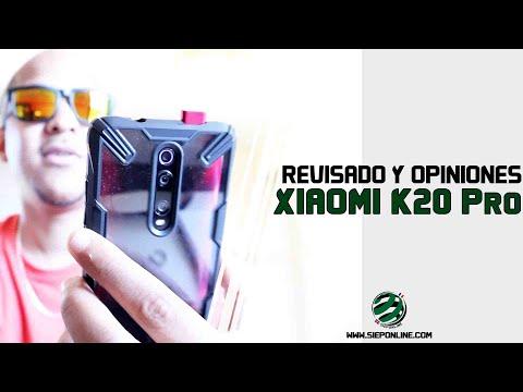 Revisado COMPLETO Opiniones Xiaomi REDMI K20 Pro - Todo lo que debes saber!!!  SIEPONLINE 