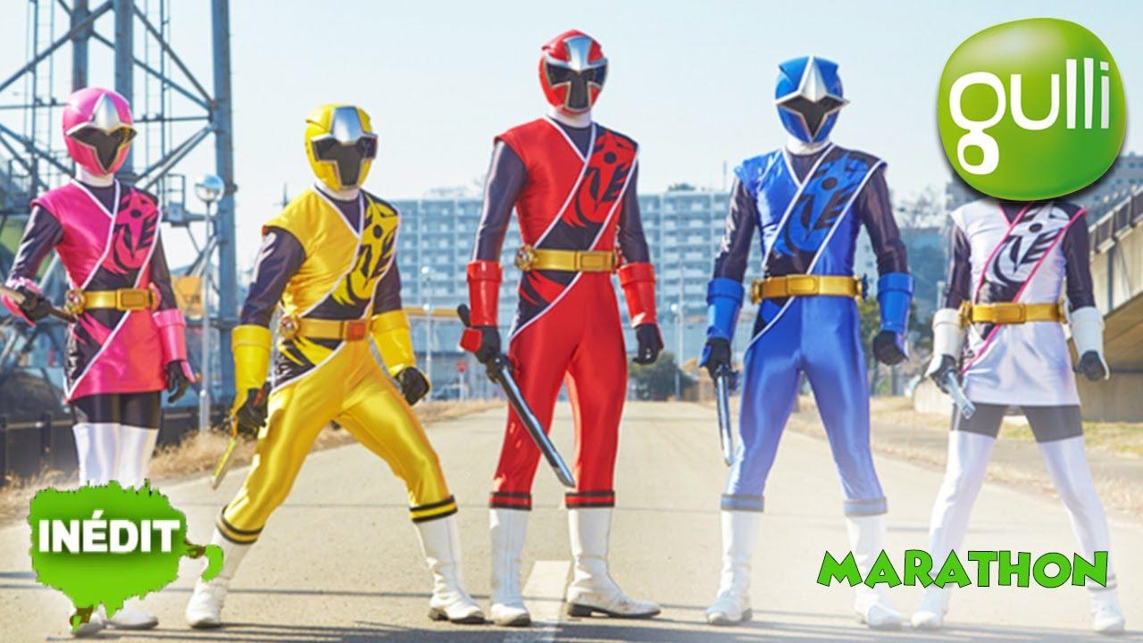 Bande Annonce Power Rangers Ninja Steel Diffusé Vendredi à 13h30