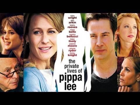 The Private Lives of Pippa Lee is listed (or ranked) 19 on the list The Best Movies Produced by Brad Pitt