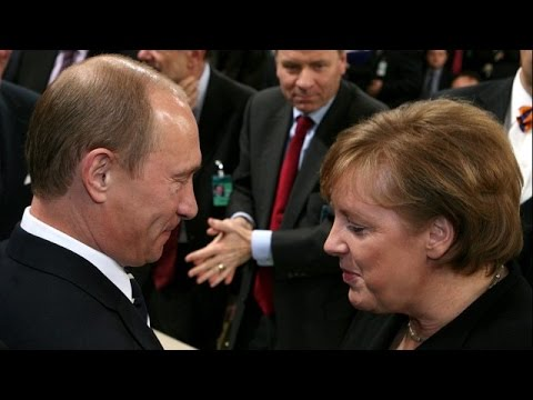 LIVE: Merkel and Putin hold joint press conference in Moscow