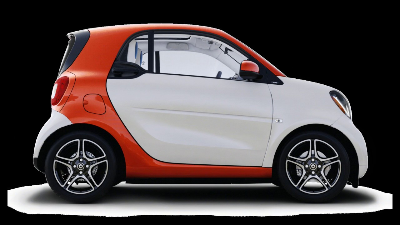 Smart Fortwo 2017 Interior Exterior