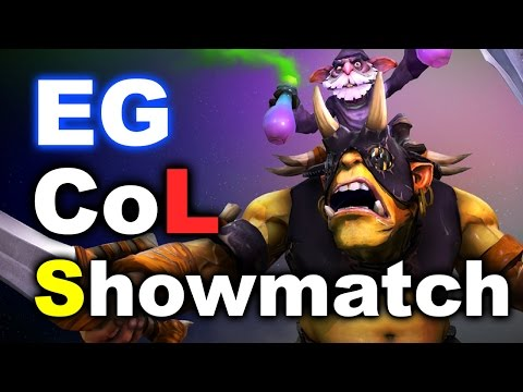 EG vs CompLexity - ShowMatch! - Betway Arena Dota 2