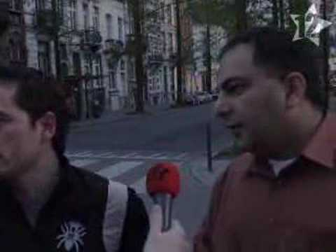 Interview with Hayko (ARMENA 2007)