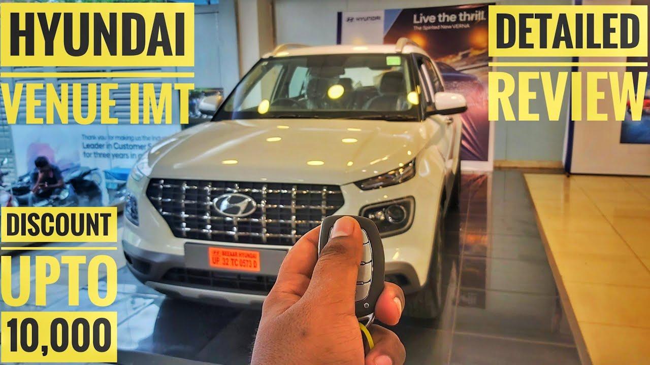 Hyundai Venue iMT Review | In Hindi