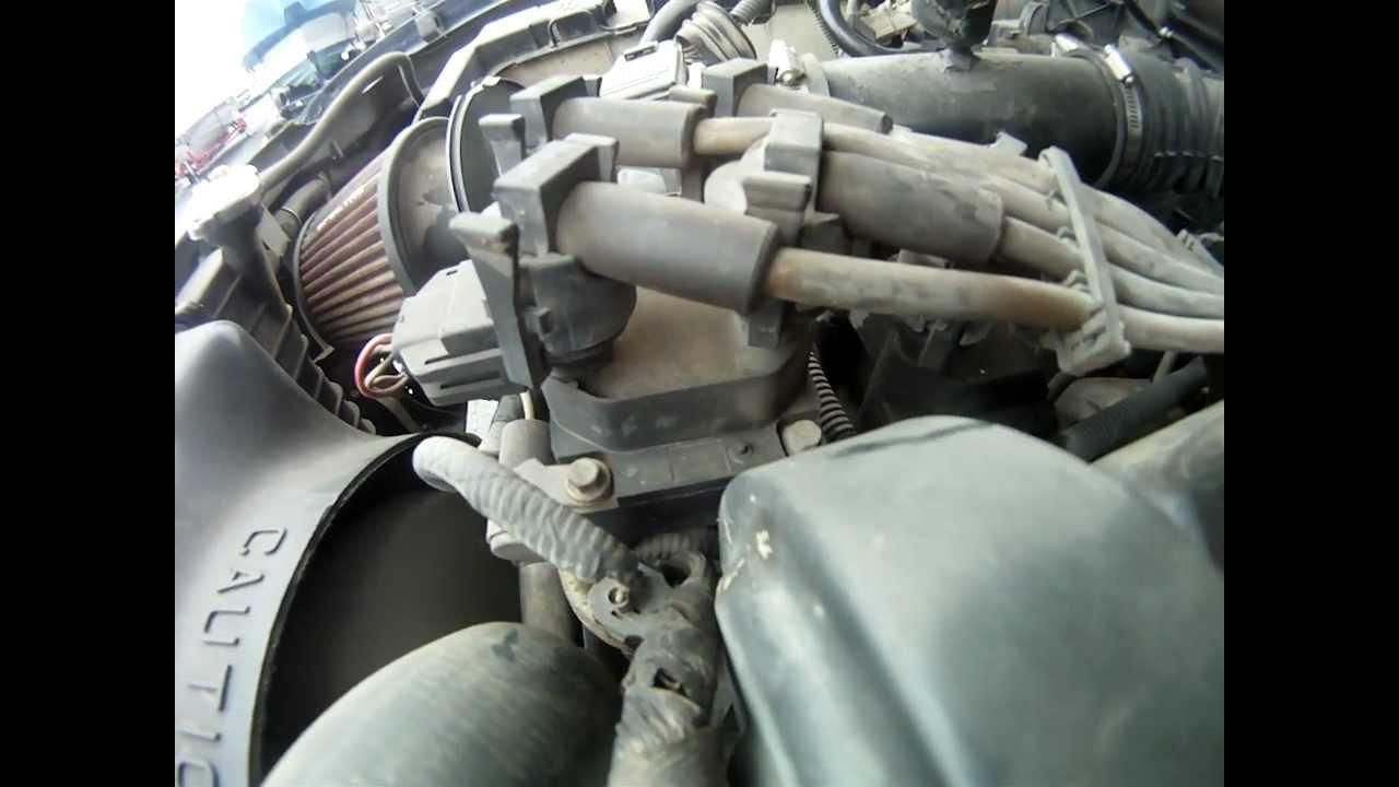 23L Ranger coil pack, wire boot short  YouTube