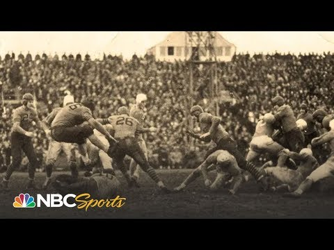 Why Is Football Played On Thanksgiving? | NBC Sports