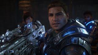 Gears of War 4 – 4K GeForce GTX 1080 PC Gameplay