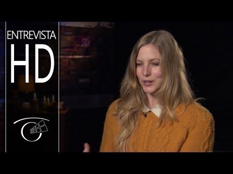 Posesión infernal (Evil Dead) - Entrevista Elizabeth Blackmore VOSE HD