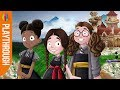 The Worst Witch: Magic Adventure | Game Play Through | CBBC Games