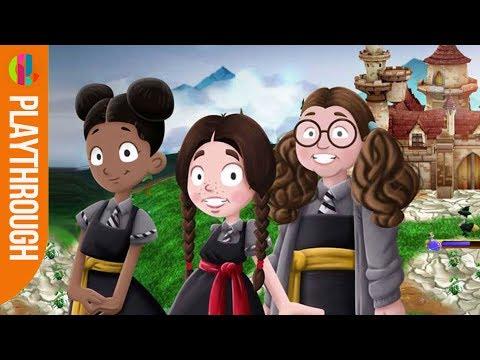 The Worst Witch: Magic Adventure | Game Play Through | CBBC Games