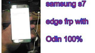 Odin Samsung S7 Edge