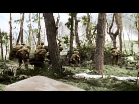 WW II in Color Battle for Burma