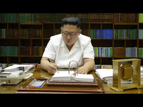Trump promet le feu à Pyongyang, la Corée du Nord menace l'île de Guam