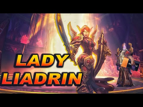 The Story of Lady Liadrin [Lore]