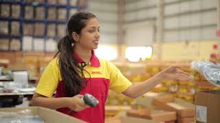 Welcome to DHL Supply Chain India