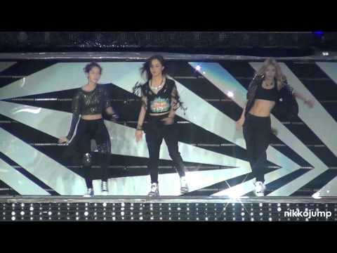121125 Dance Battle Kai Tao Teamin Victoria SMTOWN in BKK 엑소 EXO f(x) SHINee SNSD 少女時代 SJ TVXQ
