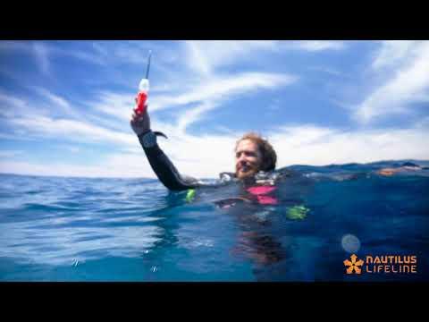 Nautilus Marine Rescue GPS in action!